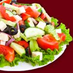 Große Salate